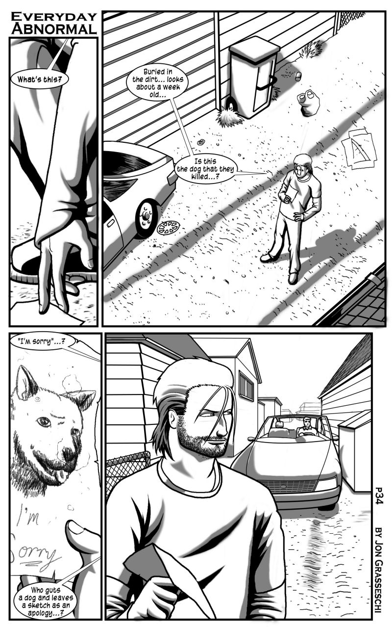 Out From Under Me, page 34