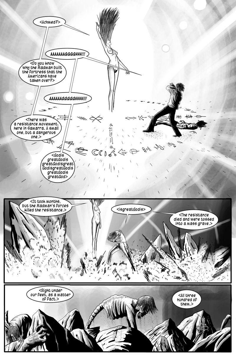 No Survivors, page 16