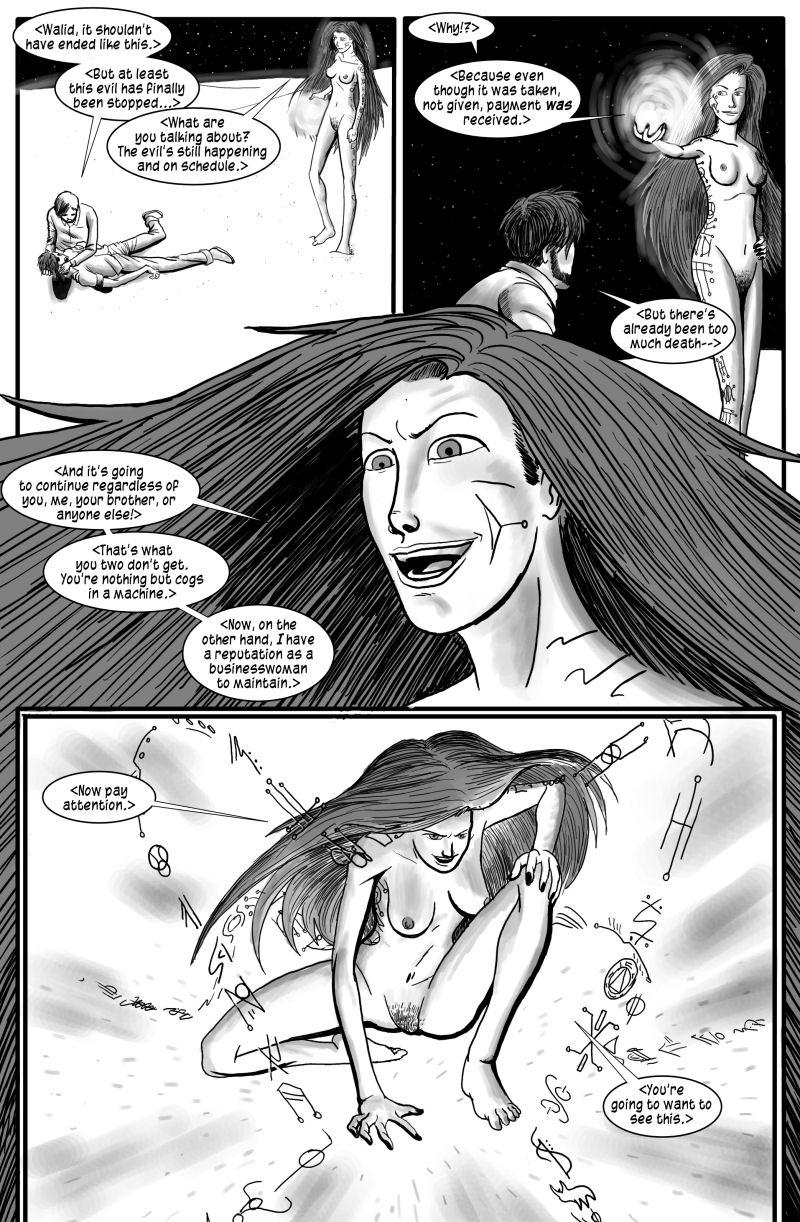 No Survivors, page 15