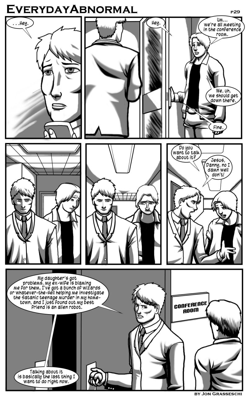 Out From Under Me, page 29