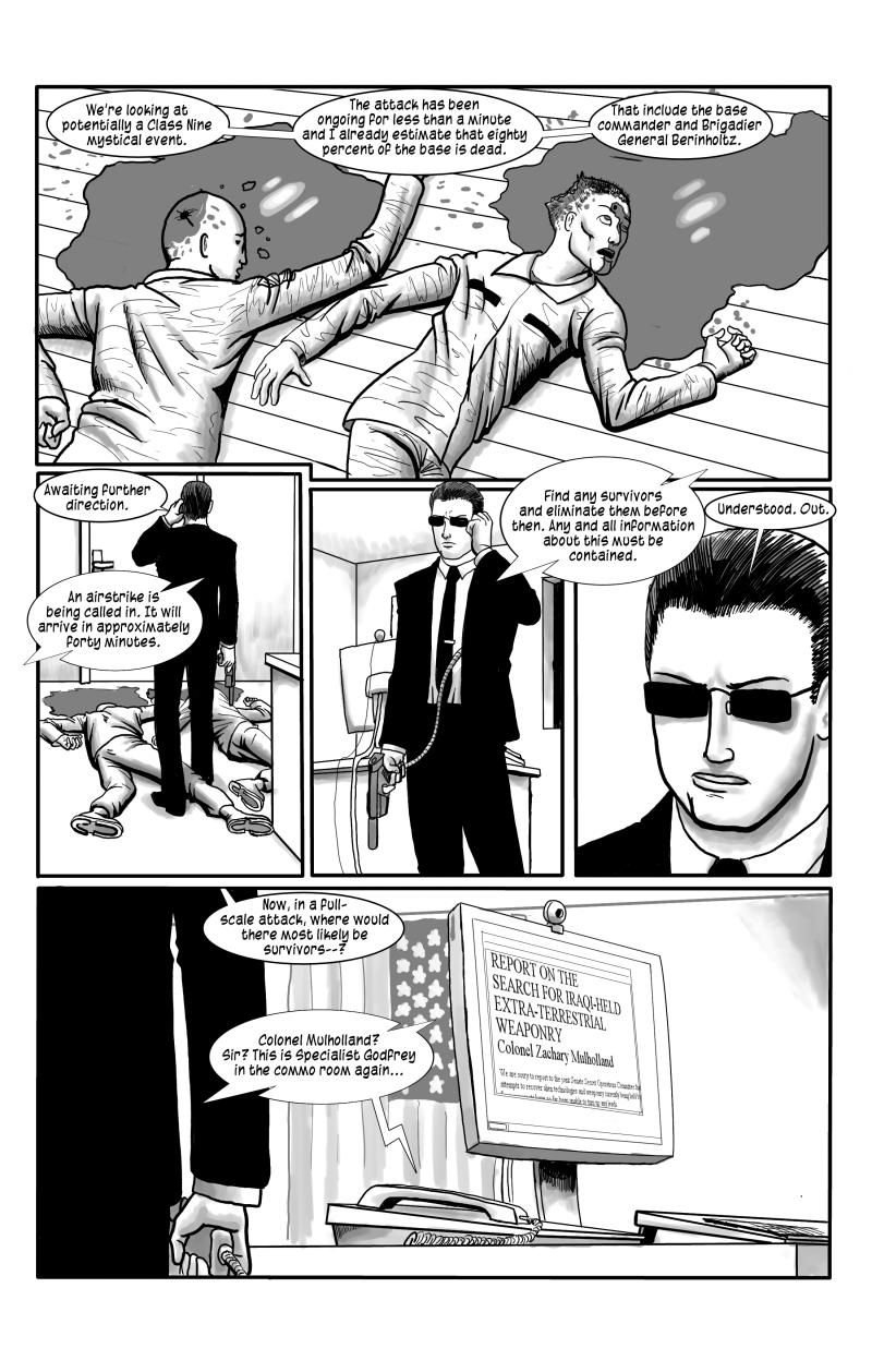 No Survivors, page 28