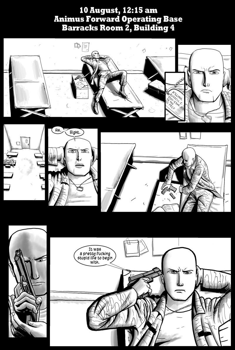 No Survivors, page 18