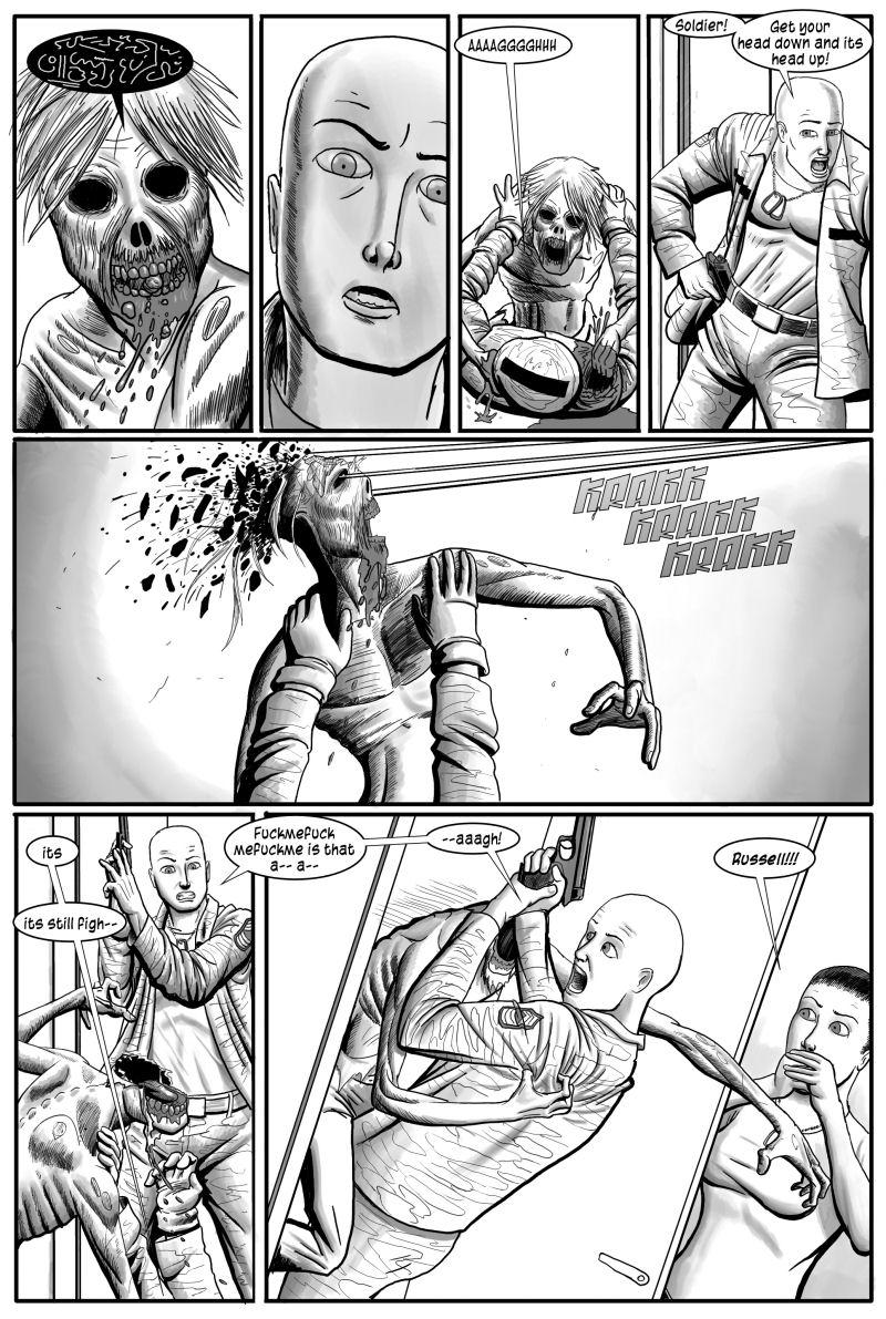 No Survivors, page 26