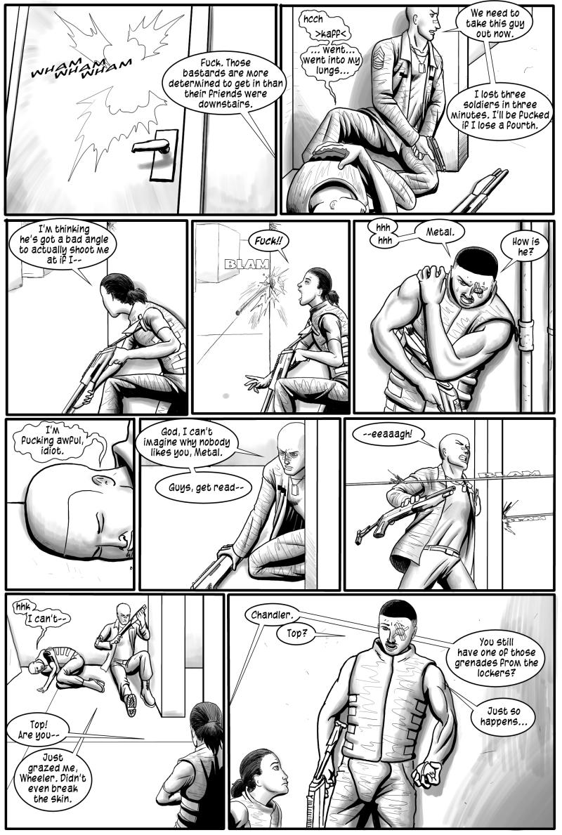 No Survivors, page 41
