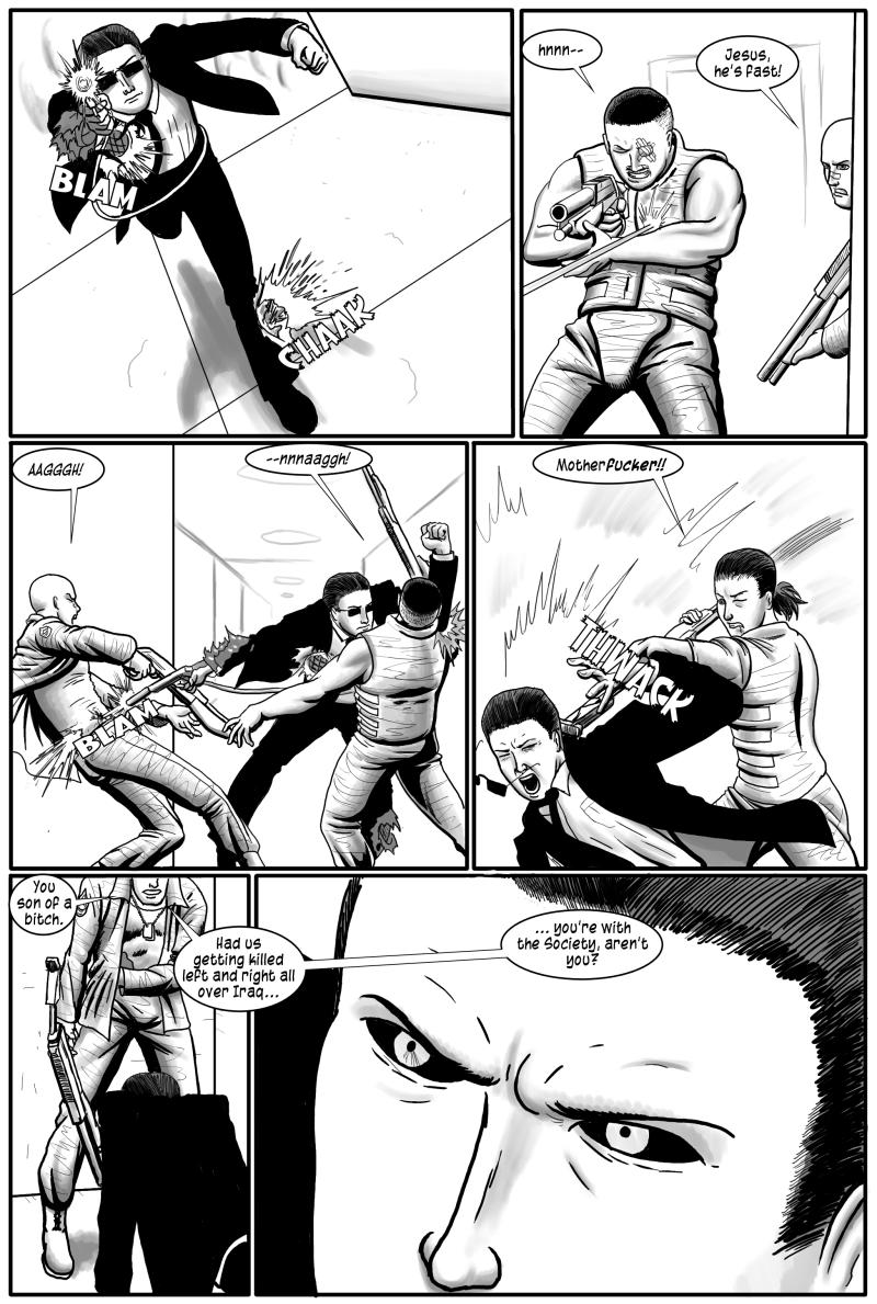 No Survivors, page 43