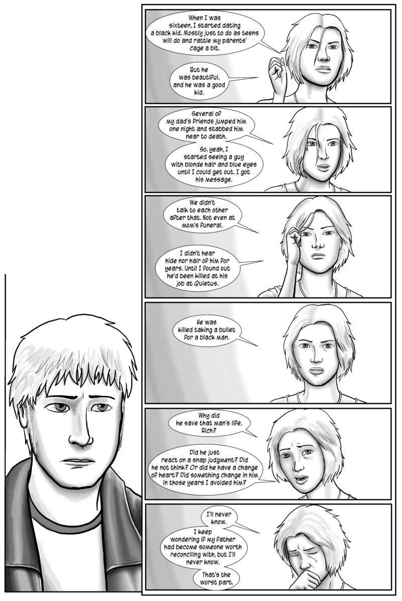 Drowning in the Wake, page 11