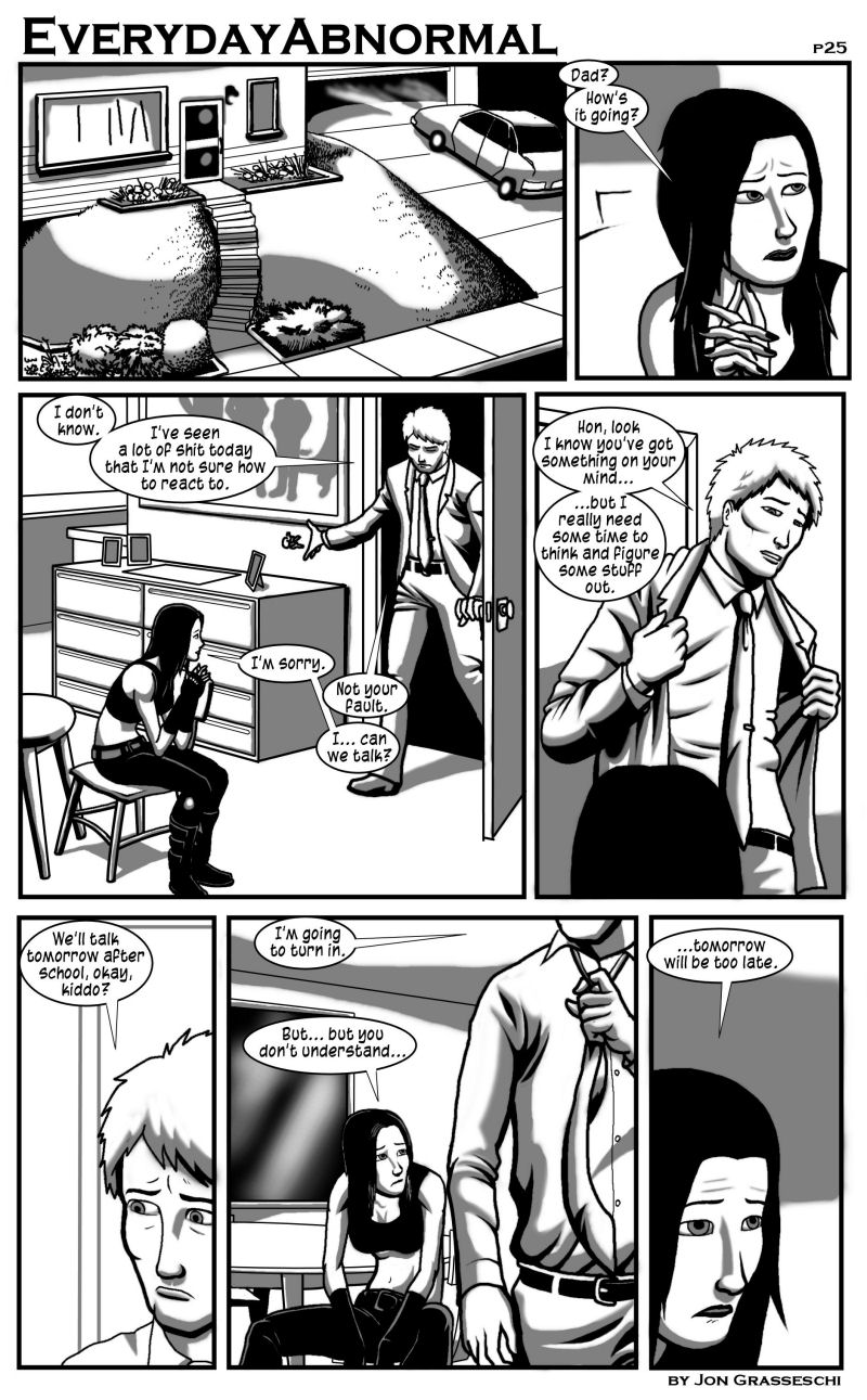 Out From Under Me, page 25