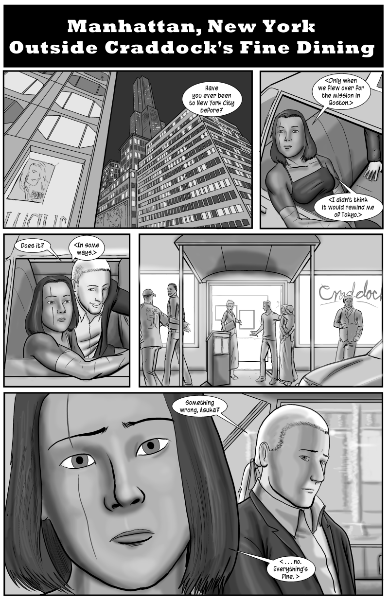Personal Spaces, page 33