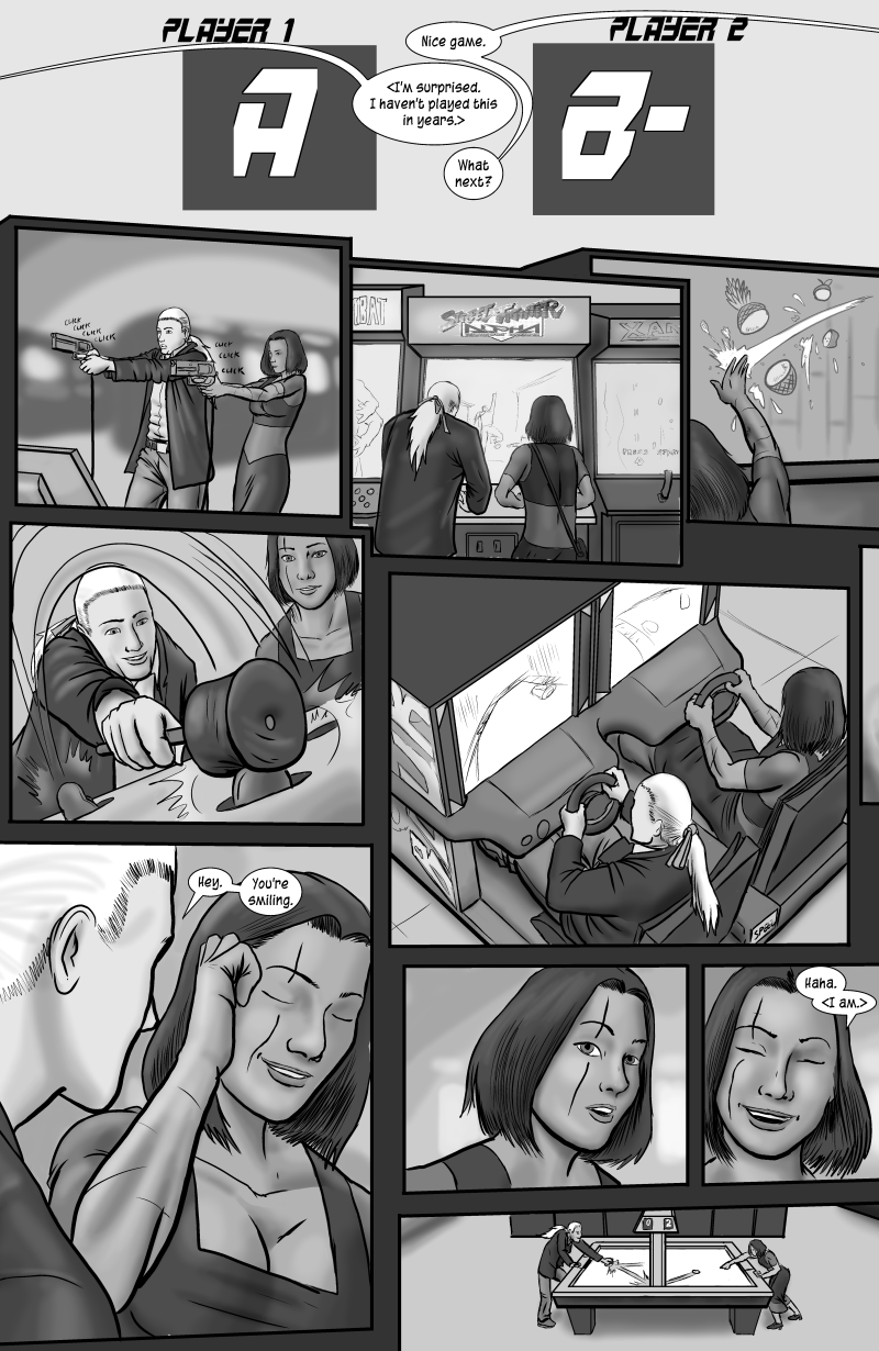 Personal Spaces, page 41
