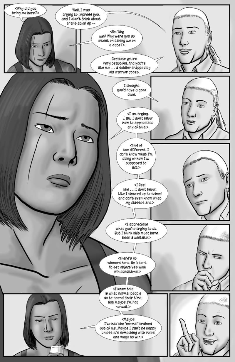 Personal Spaces, page 39